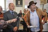 Jaap Montagne signeert nieuwe bundel in Leiden